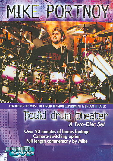 LIQUID DRUM THEATRE BY PORTNOY,MIKE (DVD)