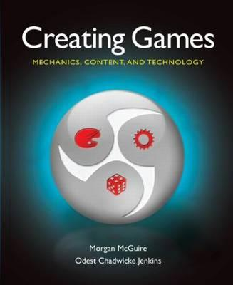 Creating Games By Mcguire, Morgan/ Jenkins, Odest Chadwicke